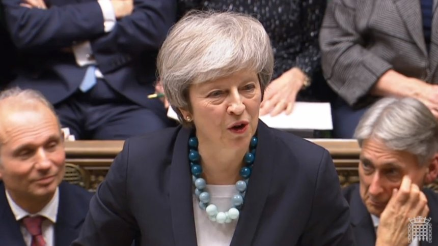 MPs will vote on Theresa May's Brexit deal 'before 21 January'