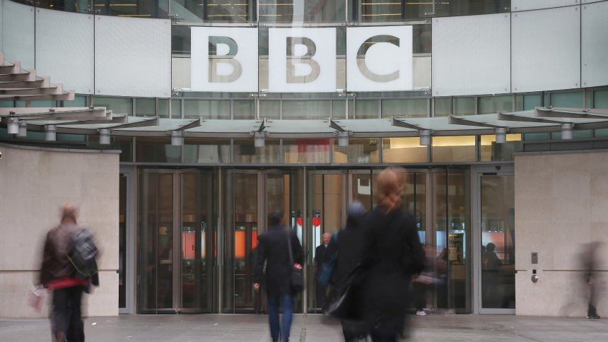 Russia's Media Regulator Checking Legality OF BBC Operations