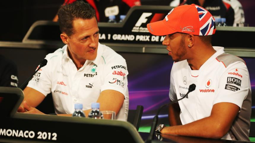 Hamilton reached 'surreal' level of Schumacher, Senna in 2018 - Brawn