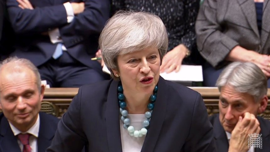May likely to face leadership battle over parliament's vote on Brexit deal