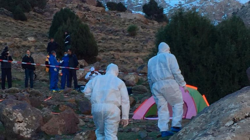 15 suspects brought before Morocco judge over hiker murders