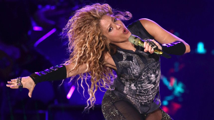 Spanish authorities charge Shakira with fraud over $16.5M in taxes